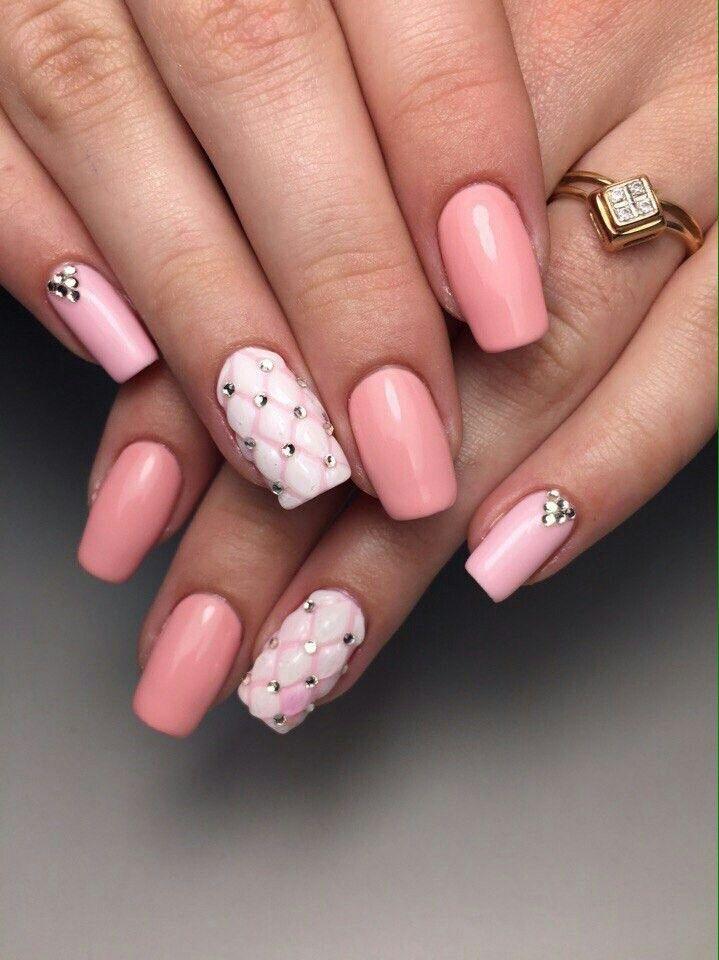 Ногти на весну