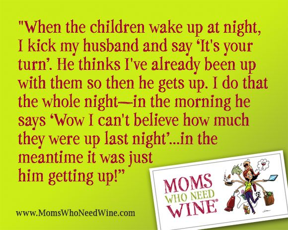 Real Mom Confession from @MomsWhoNeedWine