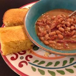 Southern Ham and Brown Beans Allrecipes.com. This is one of my ...