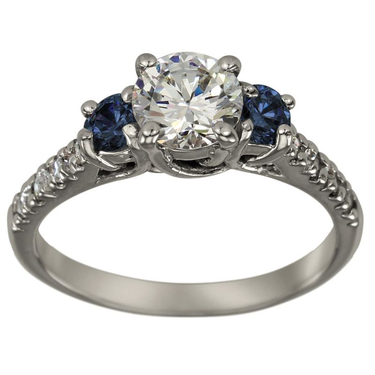Ring Settings Antique Engagement Ring Settings With Sapphires