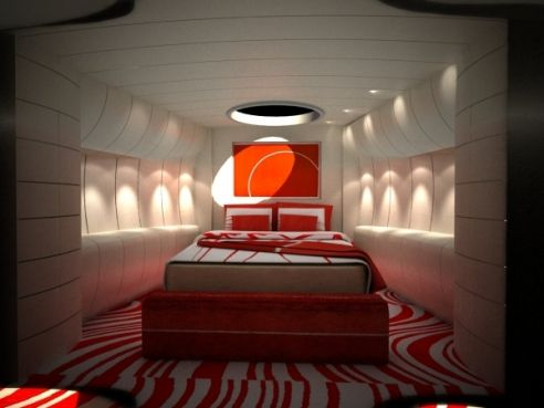 Red Sexy Bedrooms