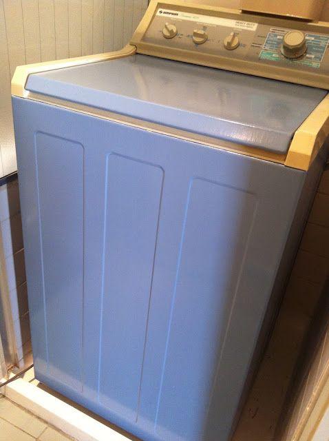 paint washing machine