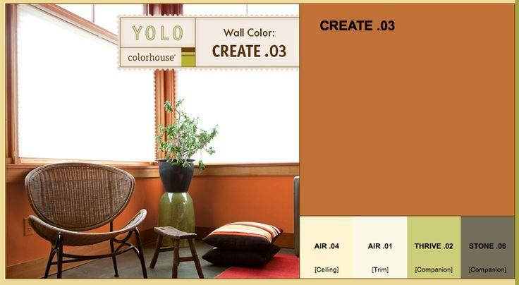 Color Scheme Dining Room Habig Dining Pinterest