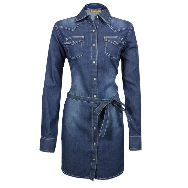 Popular Get Ahead Of The Curve And Get That Sexy Summer Denim Look Now! Venus Denim Shirt Dress With Braided Detail Belt Blue Stone Denim Shirt Dress From VENUS Womens Swimwear And Sexy Clothing Order Blue Stone Denim Shirt Dress