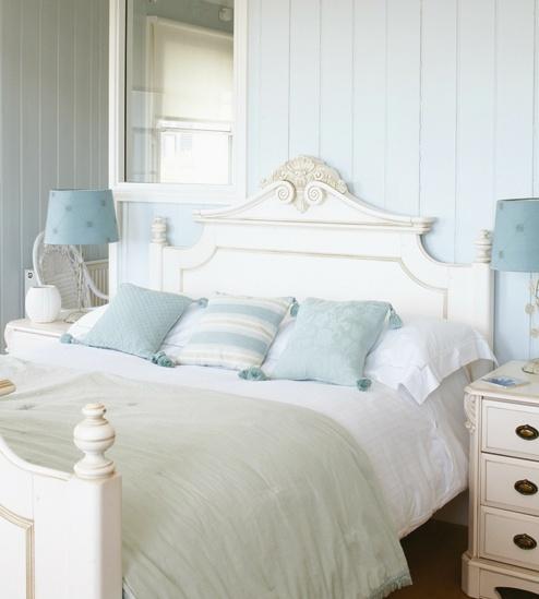 White amp pastel blue bedroom home decor pinterest