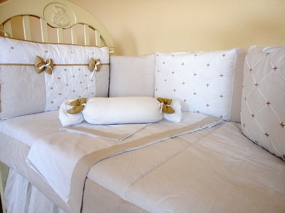 Kit Berço para decorar quarto de bebê31