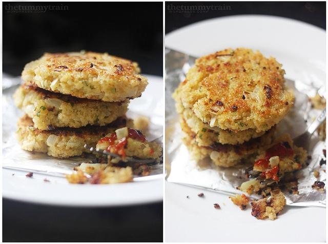 Little Quinoa Patties | Recipes - Savory | Pinterest