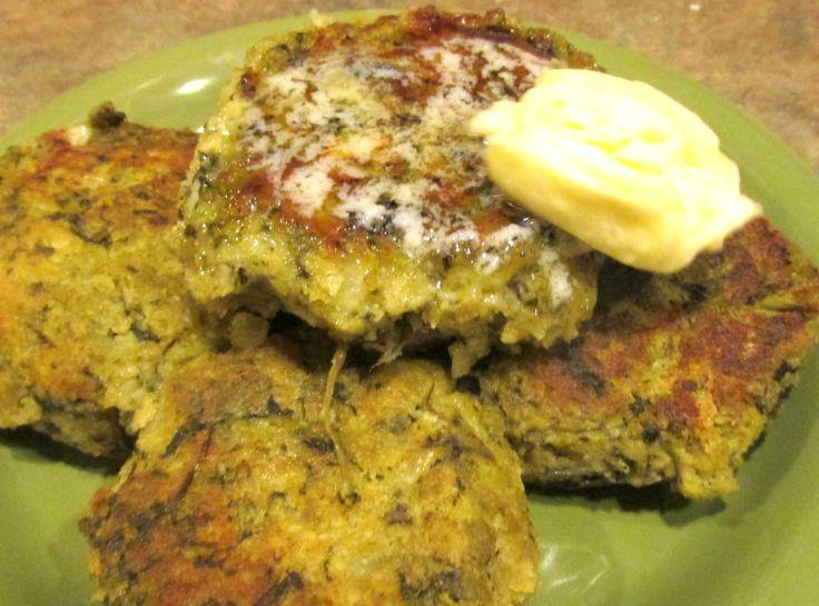 Spinach Potato Pancakes/Colcannon Cakes | Favorite Recipes | Pinterest