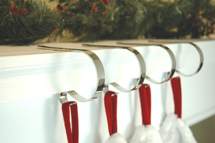 Image Result For Christmas Stocking Holders For Mantle