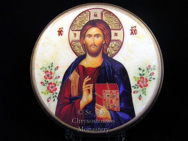 St. John Chrysostomos Greek Orthodox Monastery ~ Quality Handmade Icons and Crafts