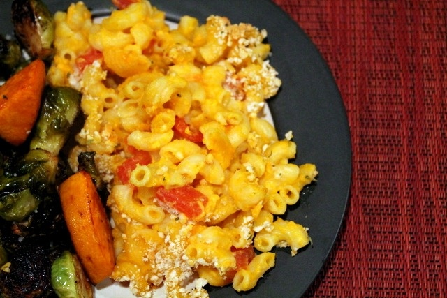 Tomato & butternut squash mac and cheese | Food - Side Dishes | Pinte ...