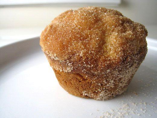 doughnut muffins | Foods | Pinterest