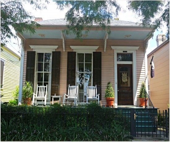 New Orleans Cottage Look I Love Nola New Orleans