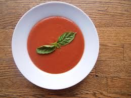 Chilled Tomato, Watermelon Soup Recipe | Get recipe here: http://www ...