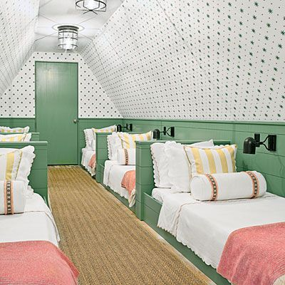 Bunk Room (That's a lot of beds!)