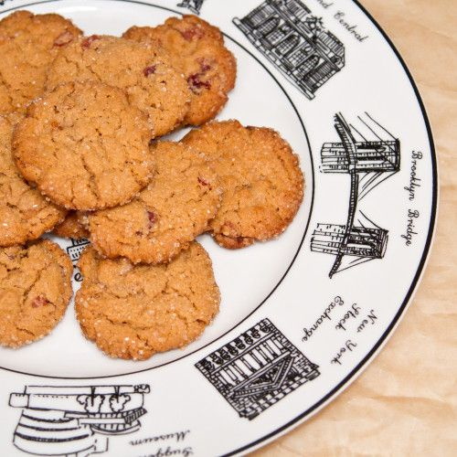 Add a banana and Elvis would approve! Peanut Butter & Bacon Cookies