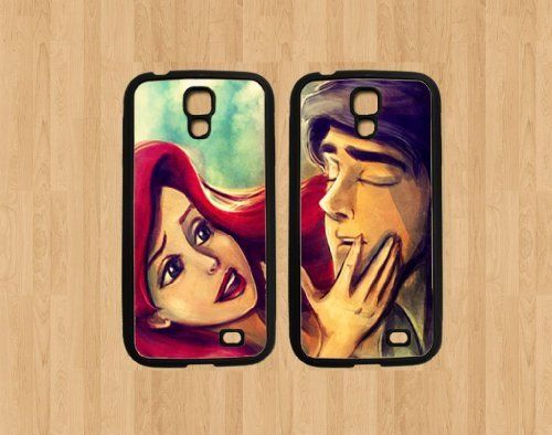 And Eric Best Friends For Samsung Galaxy S4 Case Soft Rubber - Set ...