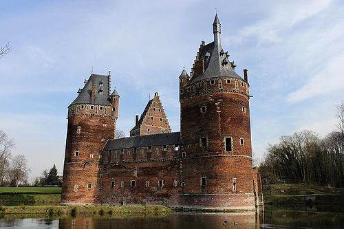 Beersel Castle