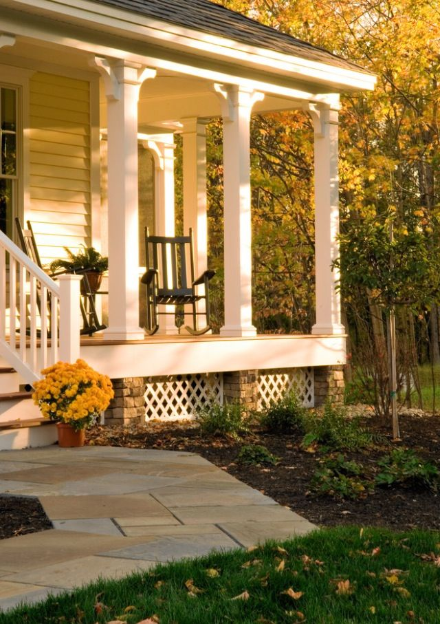 Southern front porch tricia and david porch pinterest for Southern front porches