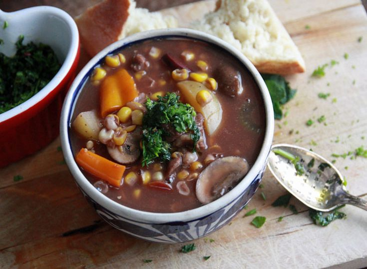 Spring Lamb Stew with Pistou: tender lamb stew, spring vegetables and ...