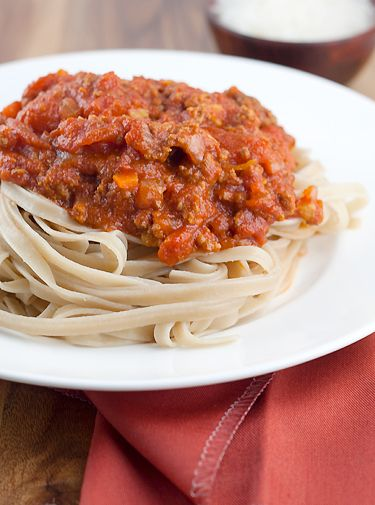 Classic Brooklyn-Italian Meat Sauce from It's All American Food by ...