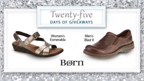 Børn works of shoe art are a way of life for their enthusiasts around the world. Win a pair here. #25DaysofGiveaways