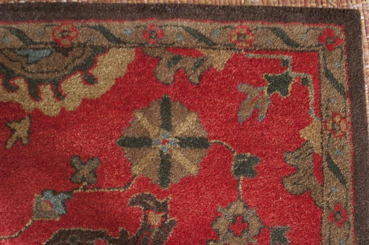 Red Rug For Living Room Home Pinterest