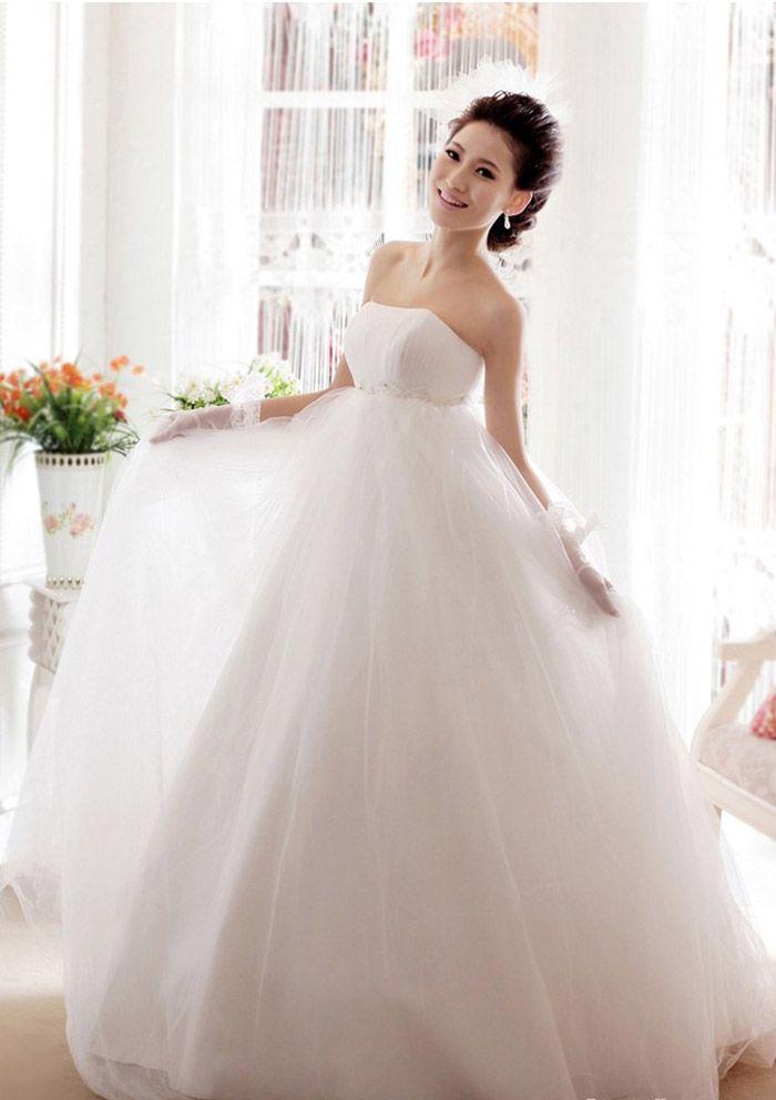 Wedding Dress Shopping Tips for Pregnant Brides