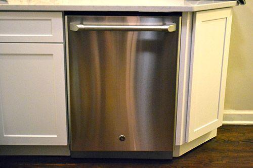Dishwasher Countertop Gap : GE Cafe Dishwasher Kitchens Pinterest
