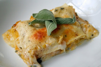 Roasted Butternut Squash Lasagna | Main Dishes | Pinterest