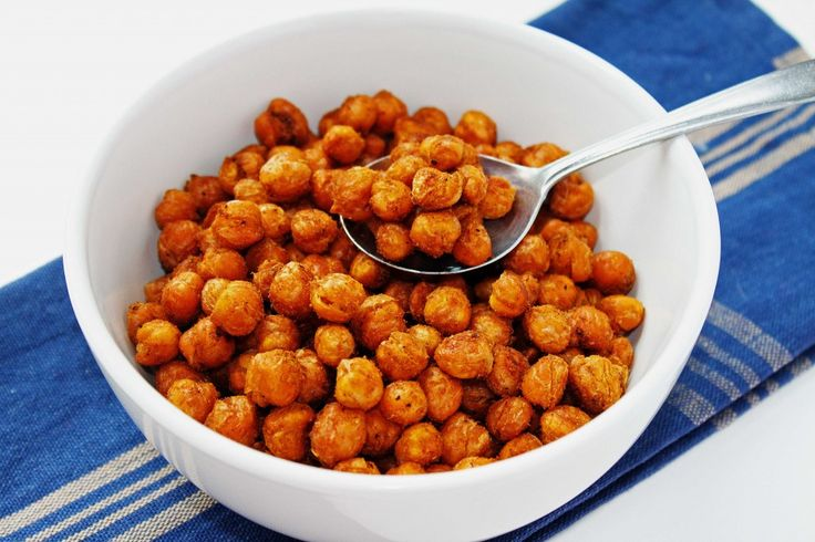 ... like this: baked chickpeas , chickpeas and roasted garbanzo beans