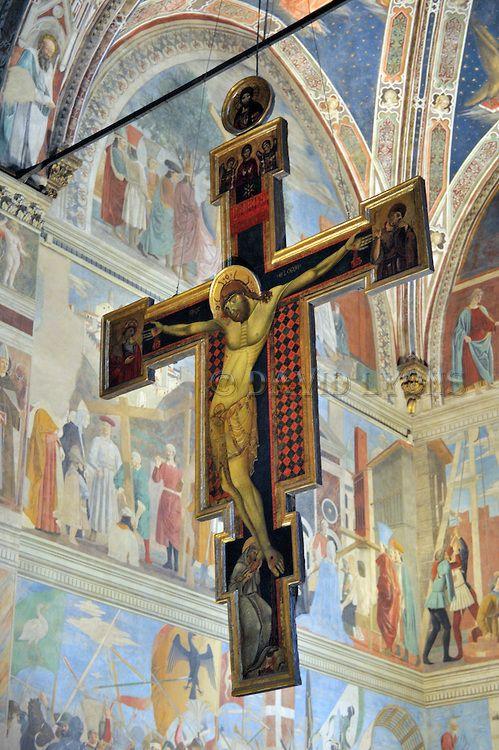 Pin by julie perri on italian renaissance art pinterest for Acheter crucifix mural