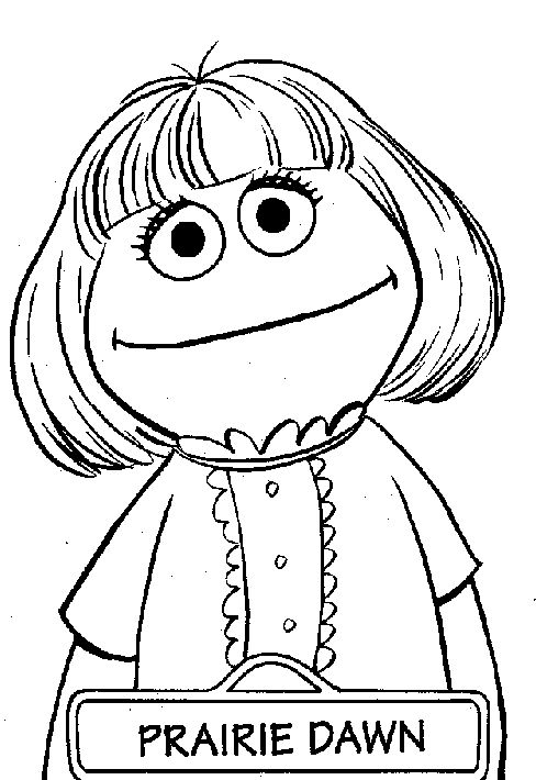 Prairie Dawn Coloring Pages Pinterest Prairie Coloring Page