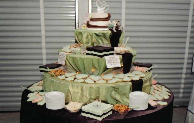 Wedding Cookies Instead Of Cake