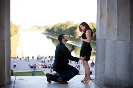 """This really is a good idea.  Lindy says, """"Dear future husband, please plan a secret photographer for the proposal. I want a genuine photo of the moment. Dear best friends, make sure my future husband knows this."""""""