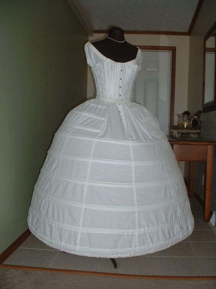 A Hoop Skirt 91