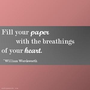 William Wordsworth Poems