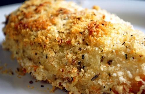 crispy baked chicken | food | Pinterest