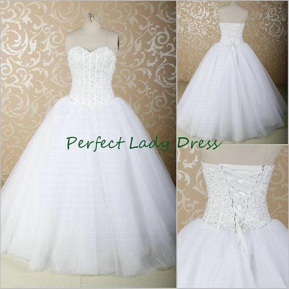 Qq022 white cheap plus size ball gown wedding dress white debutante d