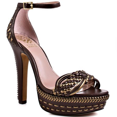 Vince Camuto - Mevin- Mochal Bronze Nappa.  Great for the summer.