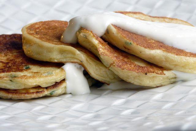 Mashed potato pancakes | Recipes | Pinterest