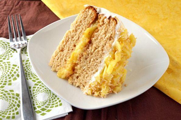 Pineapple-Coconut Rum Cake | Food | Pinterest
