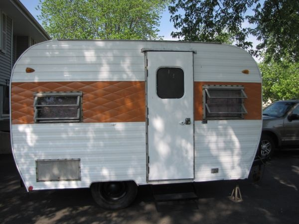 Camping Trailers On Craigslist : Beautiful Brown Camping ...