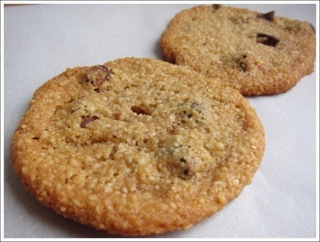 blog chocochipcookies   Almond Baking   Pinterest