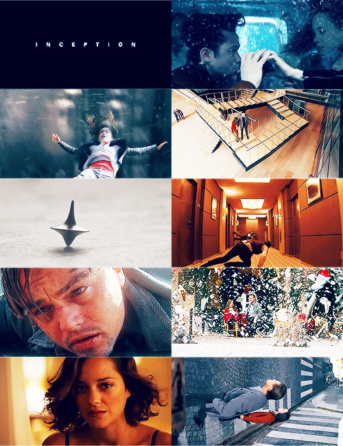 Inception - Christopher Nolan