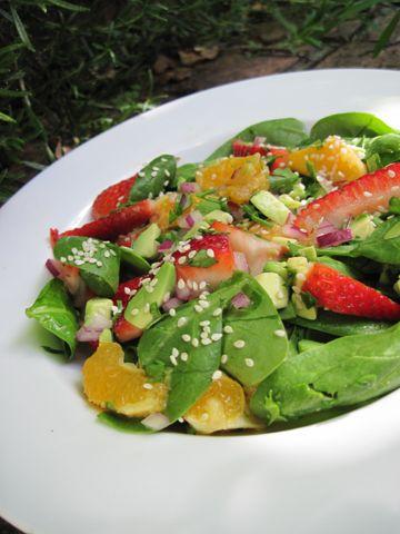 Fruit Salads with a Twist