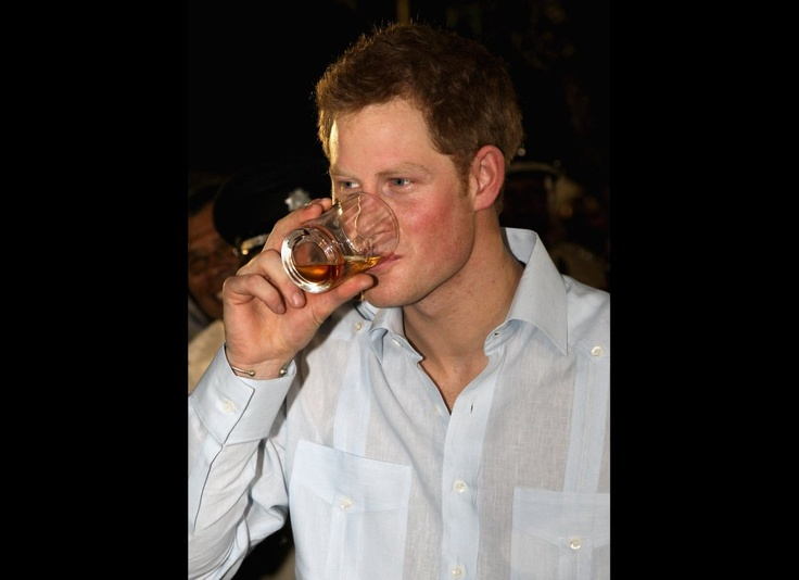 Prince Harry Royal Tour: Drinking, Dancing & Some Adorable Desert Boots (PHOTOS)