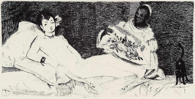 Manet essay