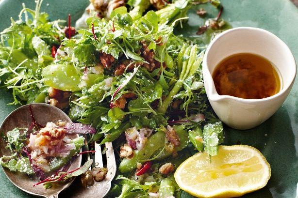 Celery and parmesan salad | Delicious | Pinterest