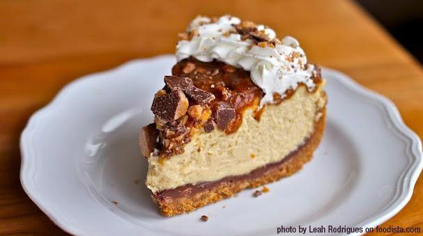 Caramel Toffee Crunch Cheesecake | SPIRIT 105.3 - Faith, Fun and ...